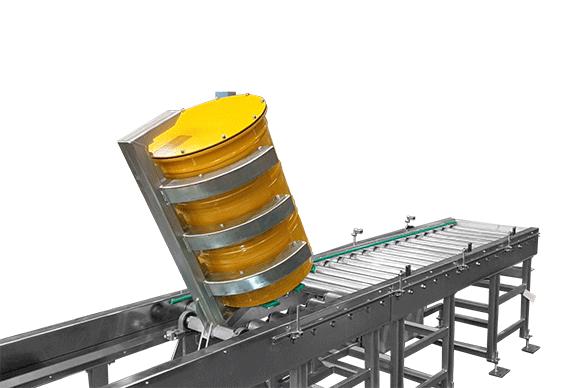 IEM Fasskipper Für Nuklearrückbau