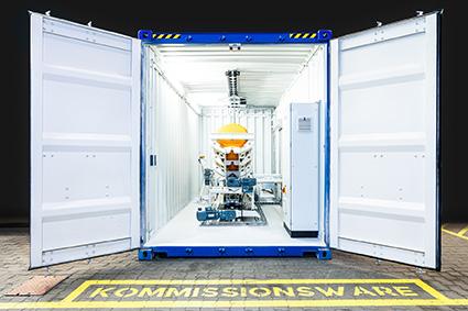 IEM Nuclear Decommissioning - Barrel Testing System