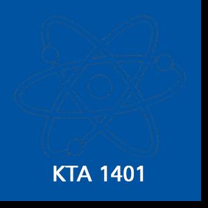 Zertifizierung KTA 1401